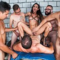 gangbang shemale sex